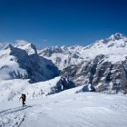 14-Čudovit razgled iz vrha Mrežc