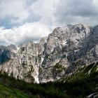 1-Marvel the mighty white walls of Julian Alps