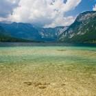 8-Jump into the crystal water of Lake Bohinj