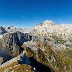 1-Hike to a splendid viewpoint in Triglav national park