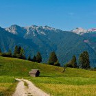 10-Have a long descent to the Upper Bohinj valley