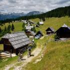 4-Visit the marvellous Zajamniki mountain pasture