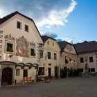 16-Visit the cute medieval town of Radovljica