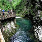 4-Visit the world renowned Vintgar Gorge
