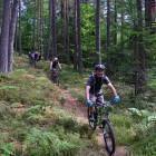 15-Best single trails of Slovenia, Photo: I. Buckley