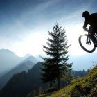 1-Best single trails of Slovenia, Photo: T. Jesenicnik