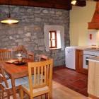 8-Stone houses Robidišče, house 2 (4-6 guests)