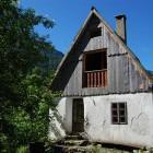 1-Bezgova hišica, Bovec, Bavšica