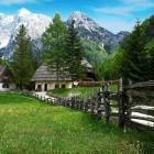 5-Kekčeva domačija Trenta, dolina Soče