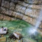 30-Zaročenca waterfall on Predelica