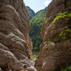 34-Canyon of Mangrtski Potok stream