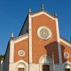 27-Cerkev v vasici Špeter, kjer zopet pridemo na asfalt