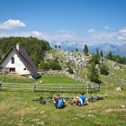 7-Počitek nad Idrsko planino, Matajur