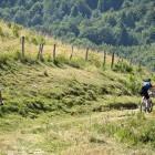 8-Vzpon s kolesi na Matajur