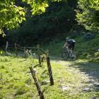 9-Vzpon s kolesi na Matajur