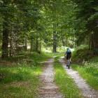 7-S kolesarjenjem nadaljujemo v smeri Planine v Plazeh