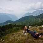 14-Počitek čisto na vrhu Čistega vrha