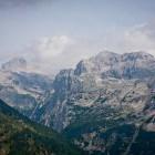 16-Triglav in Kanjavec s Čistega vrha