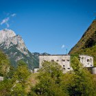 10-Mountain biking around Bovec, Kluže fortress