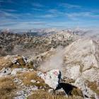 21-Razgled z vrha Velikega Bogatina oz. Mahavščka