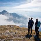 22-Razgled z vrha Velikega Bogatina oz. Mahavščka