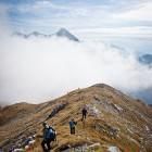 23-Spust z Mahavščka proti planini Govnjač
