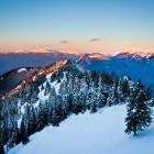 5-Čudoviti razgledi z grebena med Kriško goro in Tolstim vrhom