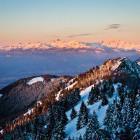 6-Čudoviti razgledi z grebena med Kriško goro in Tolstim vrhom