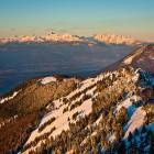 8-Čudoviti razgledi z grebena med Kriško goro in Tolstim vrhom