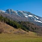 18-Pogled na Kriško goro in Tolsti vrh z Gozda