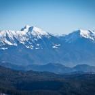 3-Veliki Draški vrh: pogled proti Stolu