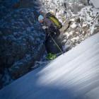 13-Veliki Draški vrh: Smučanje