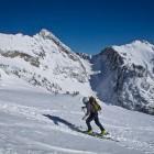 15-Vzpenjanje proti vrhu Velikega Draškega vrha