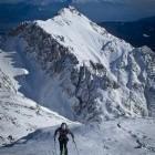 17-Vzpenjanje proti vrhu Velikega Draškega vrha