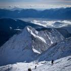 18-Vzpenjanje proti vrhu Velikega Draškega vrha