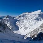 11-Pogled na Veliki Draški vrh s Srenjskega prevala