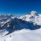21-Pogled na Triglav z Velikega Draškega vrha