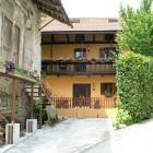 3-Počitniška hiša Katrič, Tolmin, dolina Soče