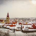 49-Ptuj in winter, Slovenia