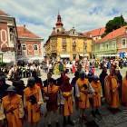 47-Lively city of Ptuj, Slovenia
