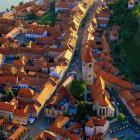 44-The town of Ptuj, Slovenia