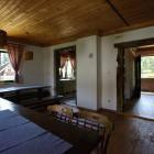 8-Počitniška hiša v Bohinju, Ribčev Laz
