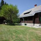 1-Počitniška hiša v Bohinju, Ribčev Laz