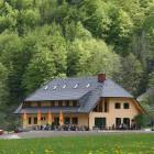 3-Kmečka hiša Ojstrica, Logarska dolina