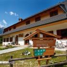 1-Kmečka hiša Ojstrica, Logarska dolina