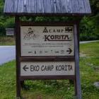 16-Kamp Korita, Trenta