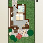 19-Pristava Lepena, Soba D (3 enote, 21m2, 2 ležišči)