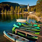 27-Slovenia, Julian Alps, self-guided biking tour