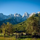 9-Slovenia, Julian Alps, self-guided biking tour