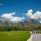 18-Slovenia, Julian Alps, self-guided biking tour